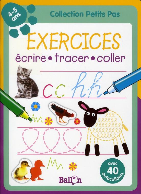 Exercices petits pas ; chaton