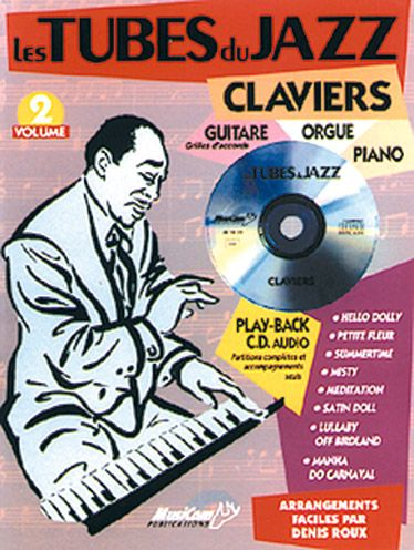 Tubes Du Jazz (Les) : Claviers, Volume 3 + Cd