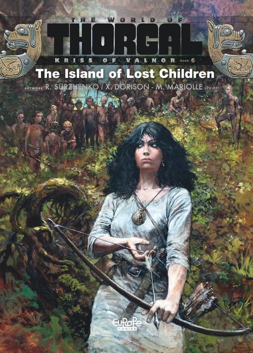Kriss of Valnor - Volume 6 - The Island of Lost Children