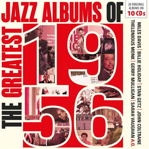 the greatest jazz albums of 1956