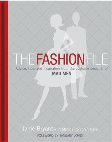 The fashion file  inspiration from mad men /anglais