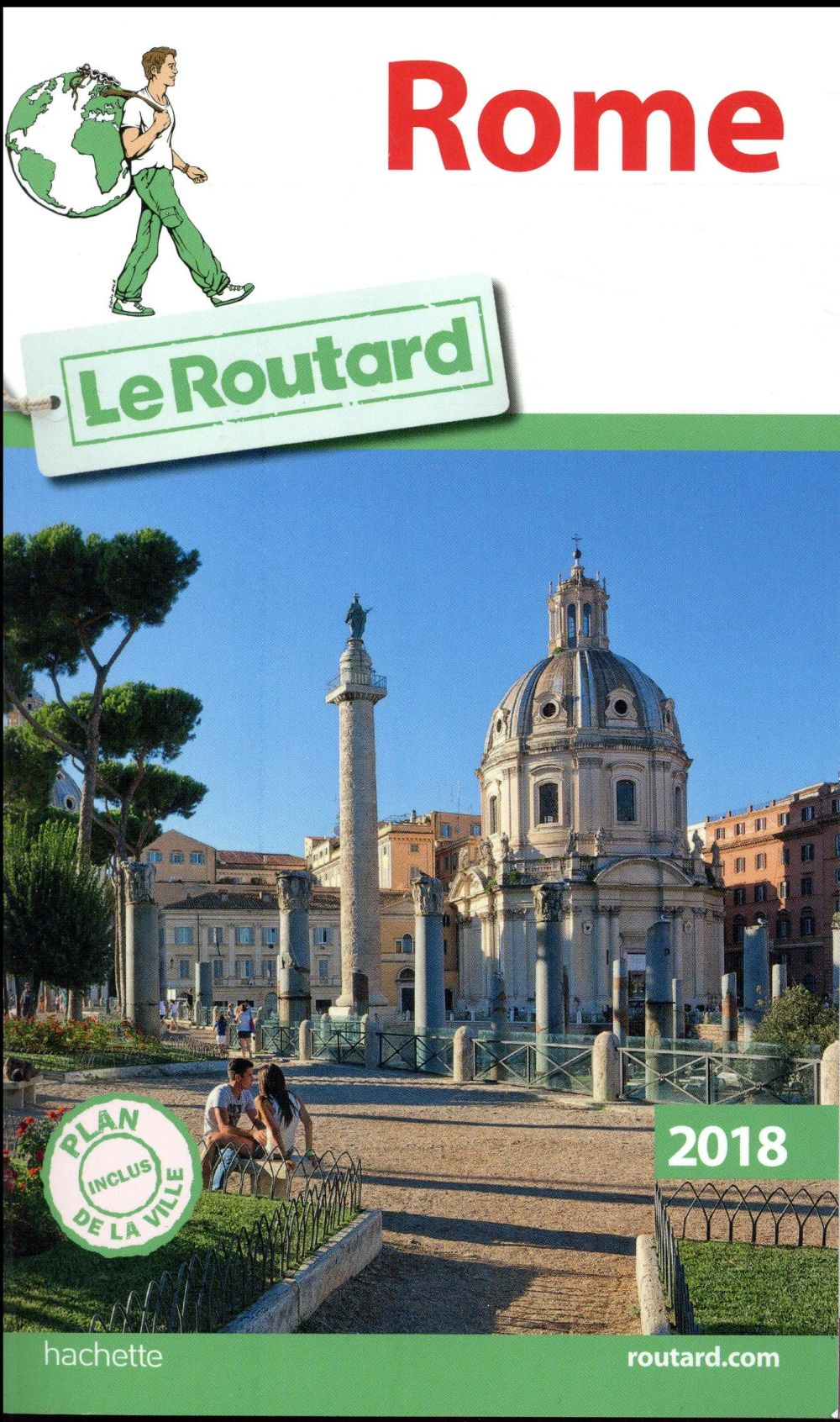 Guide Du Routard ; Rome