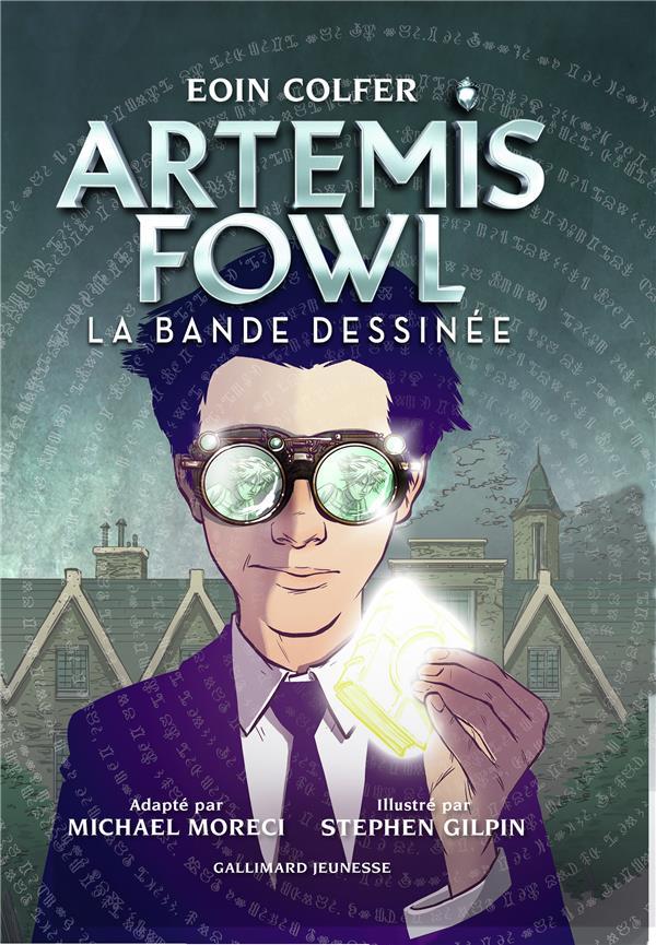 Artemis Fowl la bande dessinée t.1