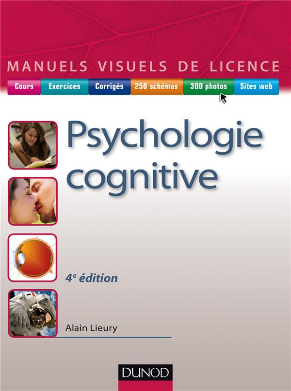 Psychologie Cognitive (4e Edition)