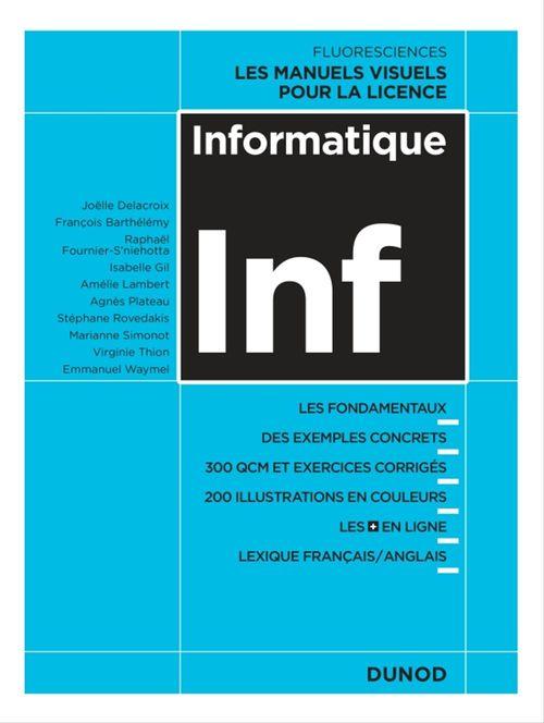 Informatique ; les fondamentaux de la programmation, des bases de données et de l'architecture de l'ordinateur