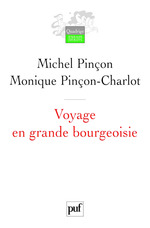Vente Livre Numérique : Voyage en grande bourgeoisie  - Monique Pincon-Charlot