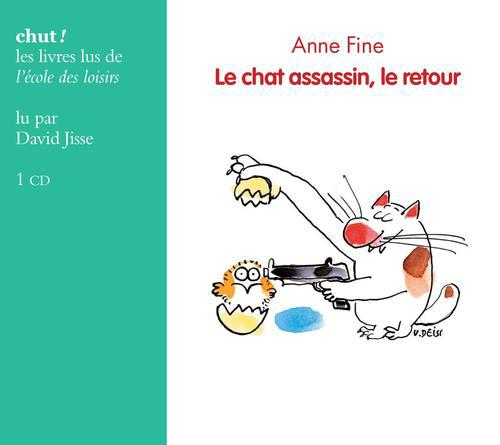 Le chat assassin, le retour