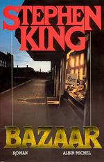 Vente Livre Numérique : Bazaar  - Stephen King
