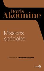 Vente Livre Numérique : Missions spéciales  - Boris Akounine
