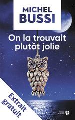 Vente EBooks : On la trouvait plutôt jolie - Extrait gratuit  - Michel Bussi