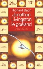 Couverture de Jonathan livingston, le goéland