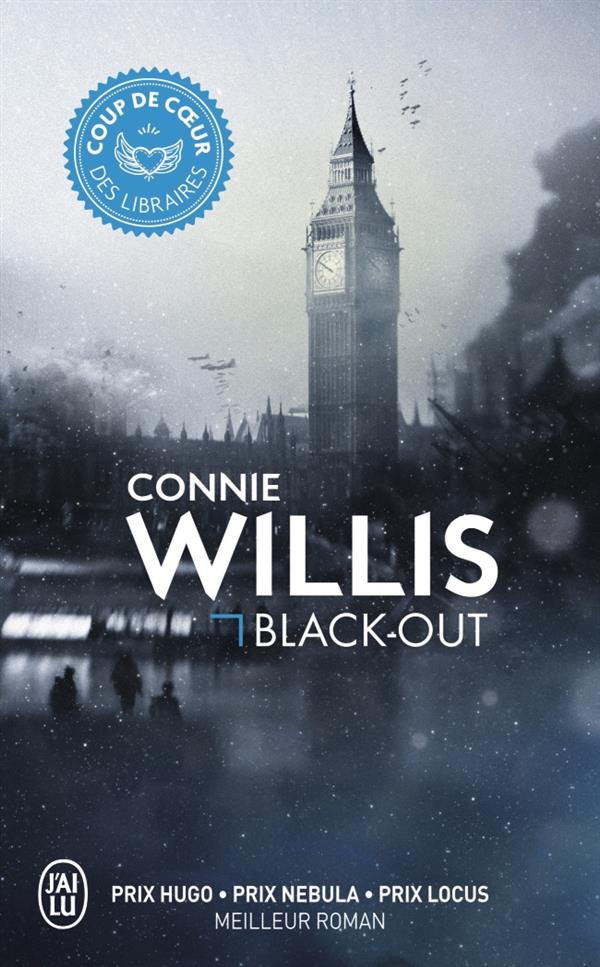 BLITZ T.1  -  BLACK-OUT WILLIS, CONNIE