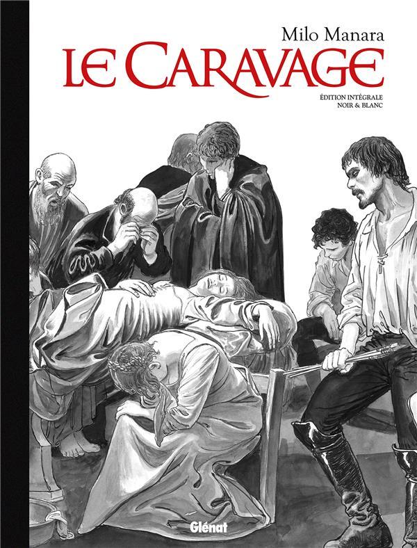 LE CARAVAGE  -  INTEGRALE T.1 ET T.2