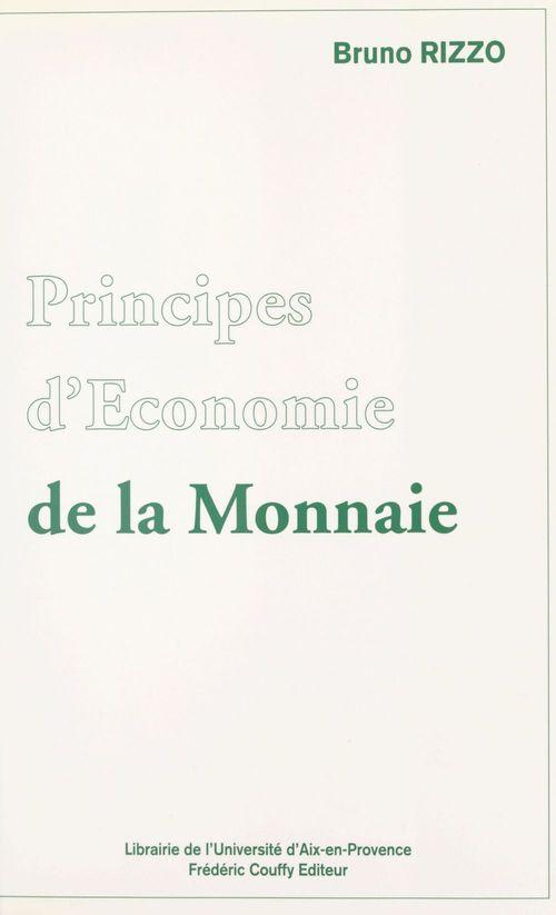 Principes d'économie de la monnaie