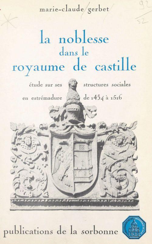 Noblesse dans le royaume de castille