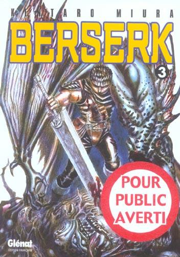 Berserk T.3
