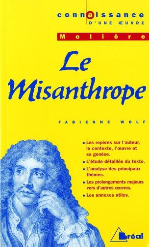 Le misanthrope, de Molière