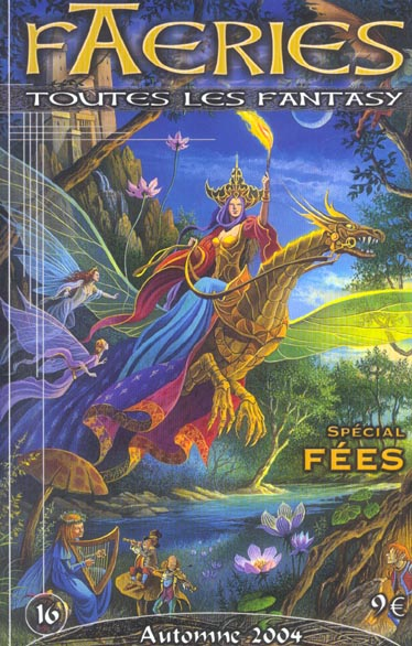 Faeries 16 special fees t16