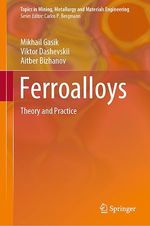 Ferroalloys  - Aitber Bizhanov - Mikhail Gasik - Viktor Dashevskii