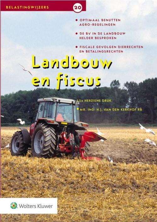 Landbouw en fiscus