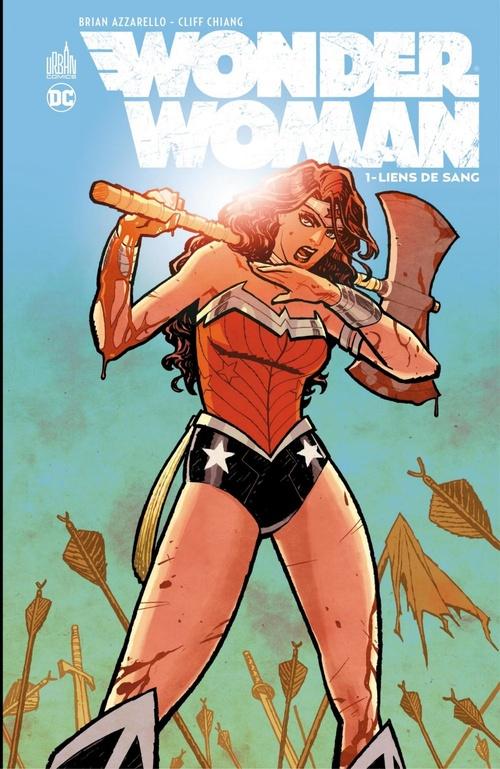 Wonder Woman - Liens de sang