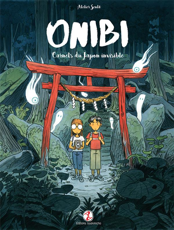 Onibi ; carnets du Japon invisible