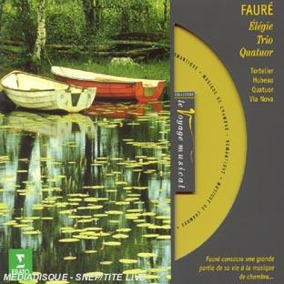Elegie;Trio;Quatuor Vol 32