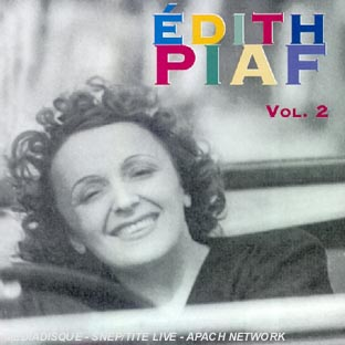 Edith Piaf /Vol.2