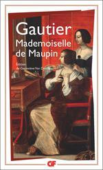 Couverture de Mademoiselle de maupin