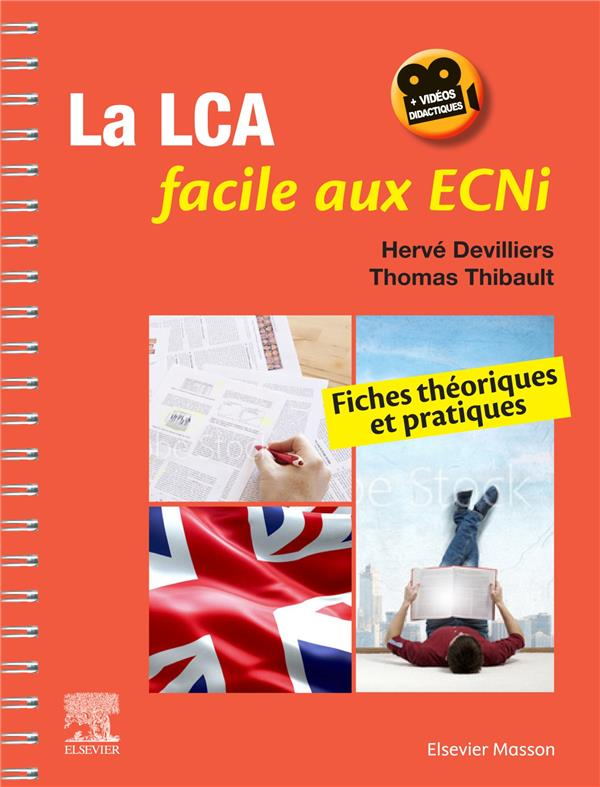 La LCA en anglais facile aux ECNi ; fiches théoriques et pratiques