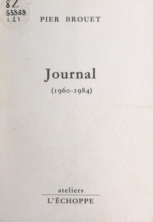 Journal (1960-1984)