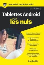Vente Livre Numérique : Tablettes Android  - Dan Gookin