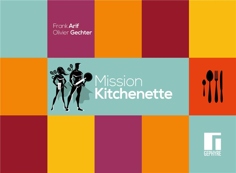 Mission kitchenette