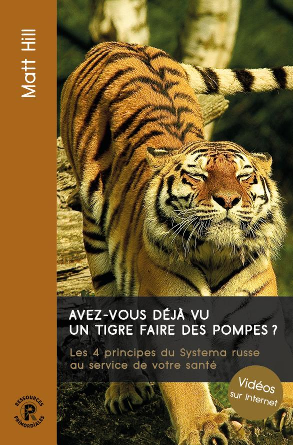 Avez vous déjà vu un tigre faire des pompes ?