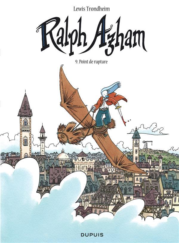 Ralph Azham T.9 ; point de rupture
