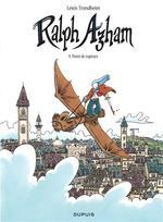 Couverture de Ralph Azham - Tome 9 - Point De Rupture