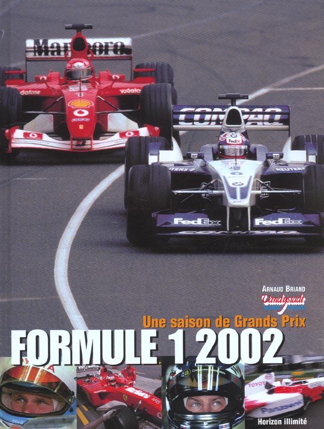 Grands prix formule 1 2002