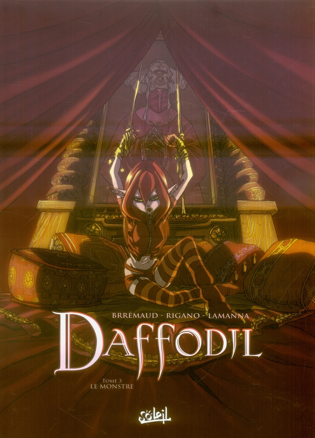 Daffodil t.3 ; le monstre