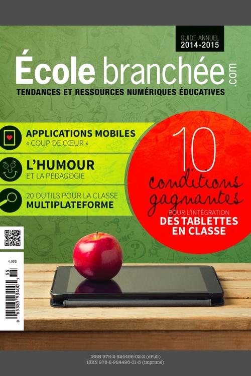 école branchée ; guide annuel 2014-2015