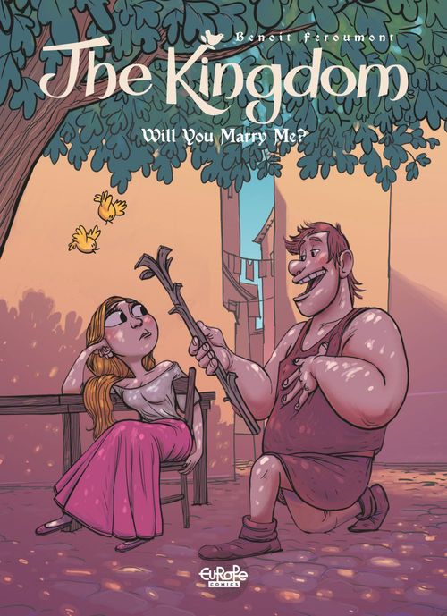 The Kingdom - Volume 4 - Will You Marry Me?