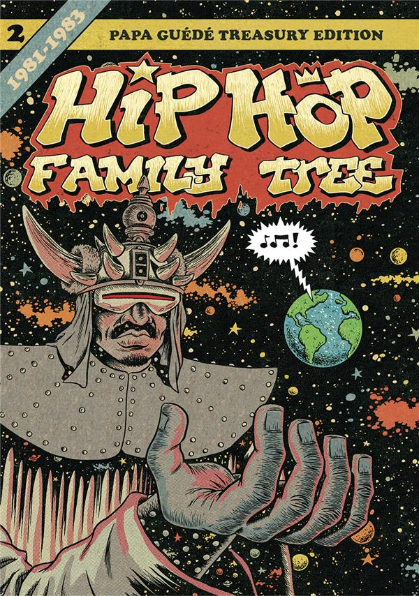 Hip hop family tree T.2 ; 1981-1983