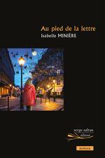 Vente Livre Numérique : Au pied de la lettre  - Isabelle Minière