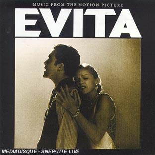 Evita (bof)