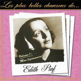 les plus belles chansons d'Edith Piaf /vol.1