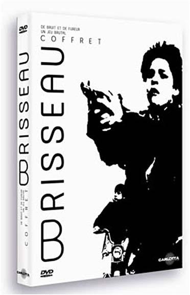 Brisseau - Coffret - Un jeu brutal + De bruit et de fureur