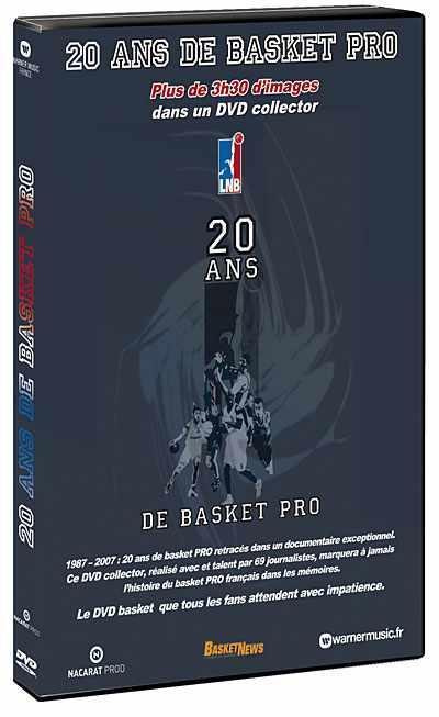 20 ans de basket pro