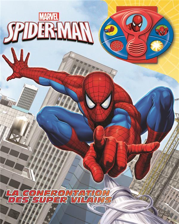 Spider-Man ; la confrontation des super vilains