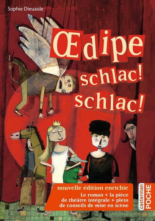 Vente EBooks : OEdipe schlac ! schlac !  - Sophie Dieuaide