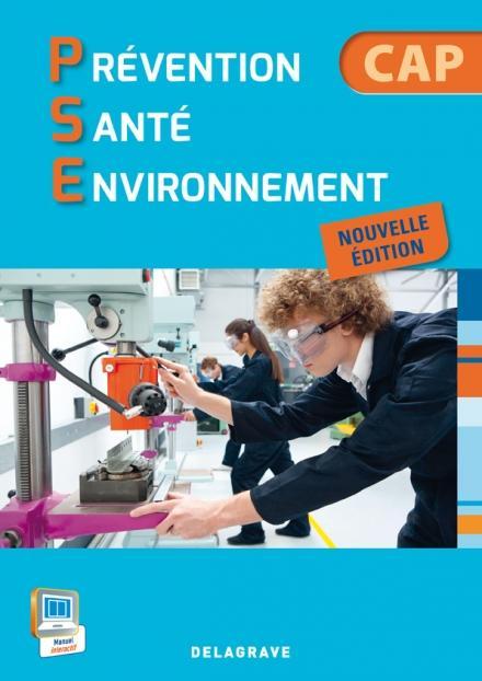 PSE (prévention santé environnement) ; 1ère et 2ème année de CAP ; pochette de l'élève