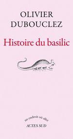 Histoire du basilic